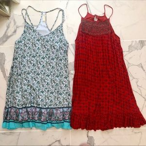 Altar'd State size Small cute Sundresses bundle